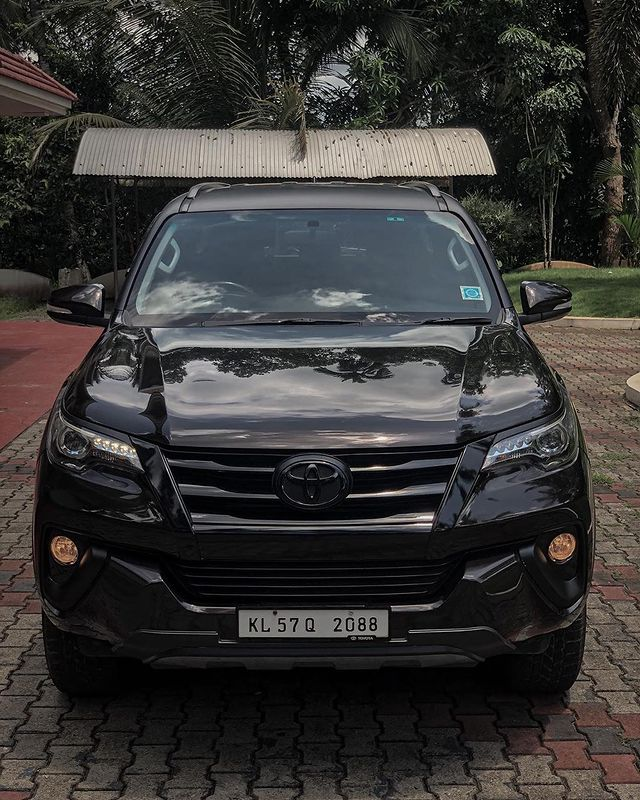 Modified Toyota Fortuner in India