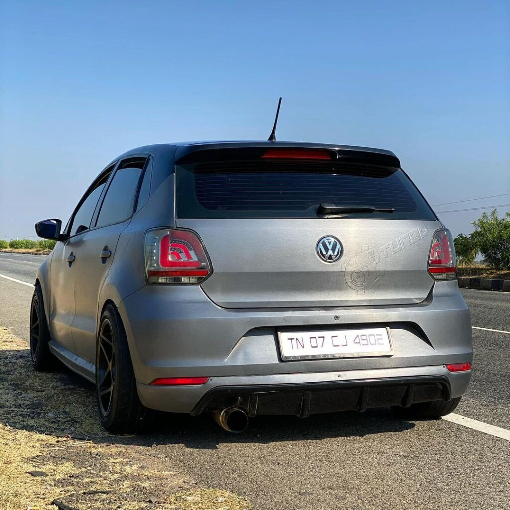 Modified Volkswagen Polo GT