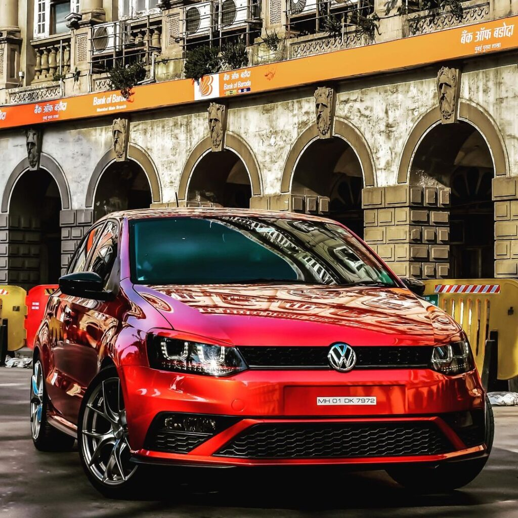 Modified Volkswagen Polo In India
