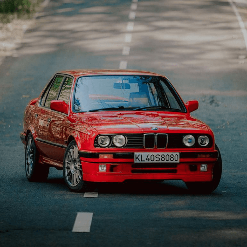 Best Modified BMW 316i (E30) In India