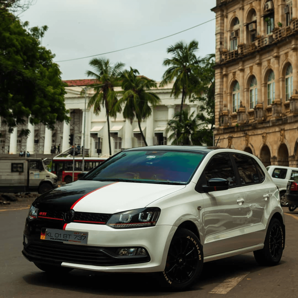 Volkswagen Polo GT Modified