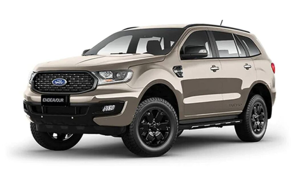 Best Ford car in India (Ford-Endeavour)